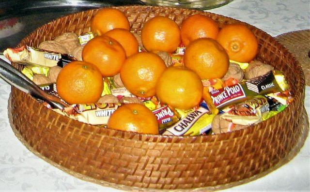 mandaryny