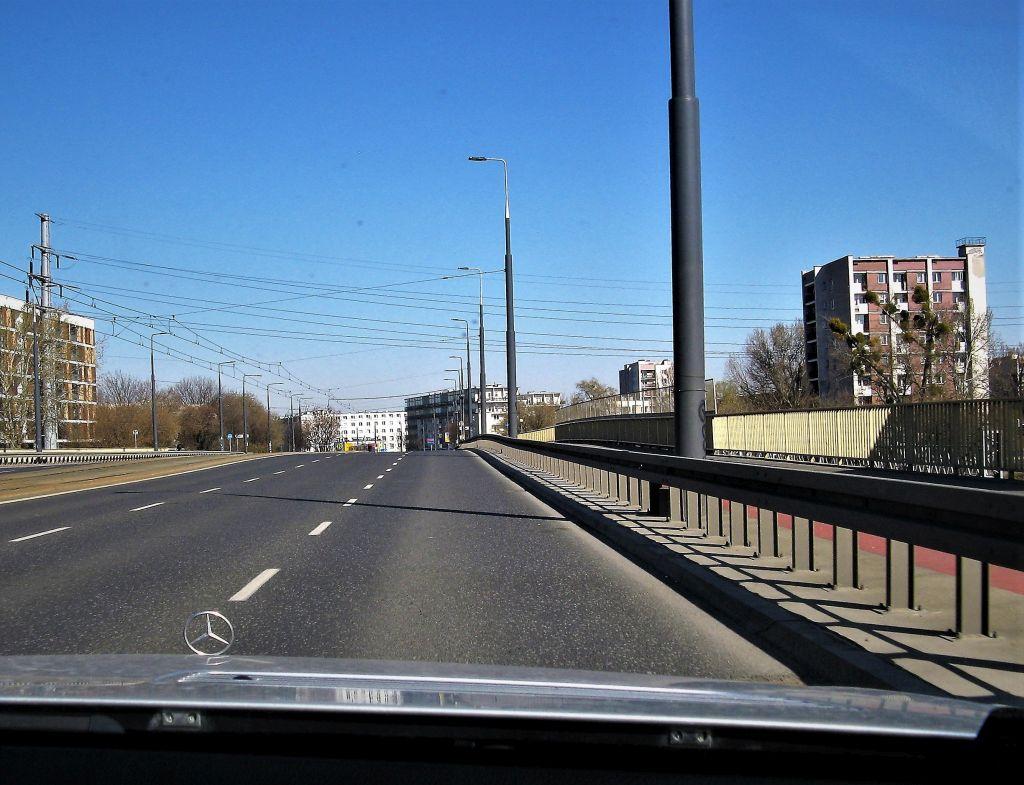 pustka warszawska